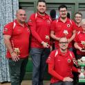 Wymondham lift Norwich Cup for the second time